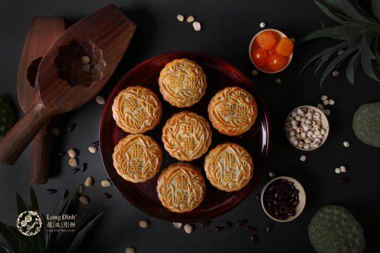 Bánh Trung thu phong cách Hong Kong của Long Đình❣️✔️