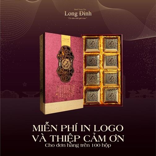 In logo lên hộp bánh trung thu